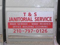 maid service $75 (san Antonio)  TNS janitorial ...