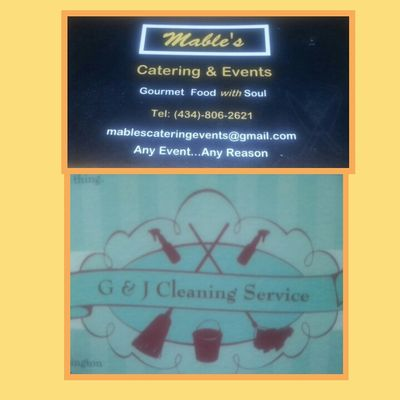 Avatar for Mable's Catering & Events
