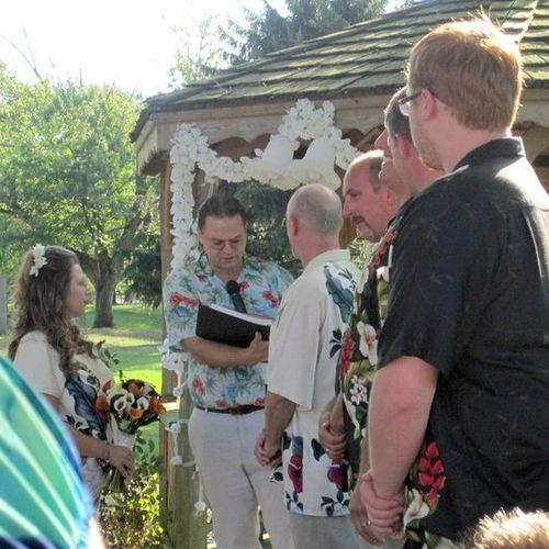 Coles-DiPace Wedding - September 4, 2010 - Mt. Laurel, NJ.