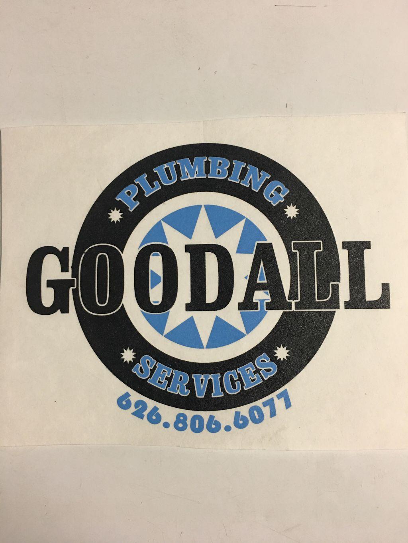 Goodall  Plumbing Service