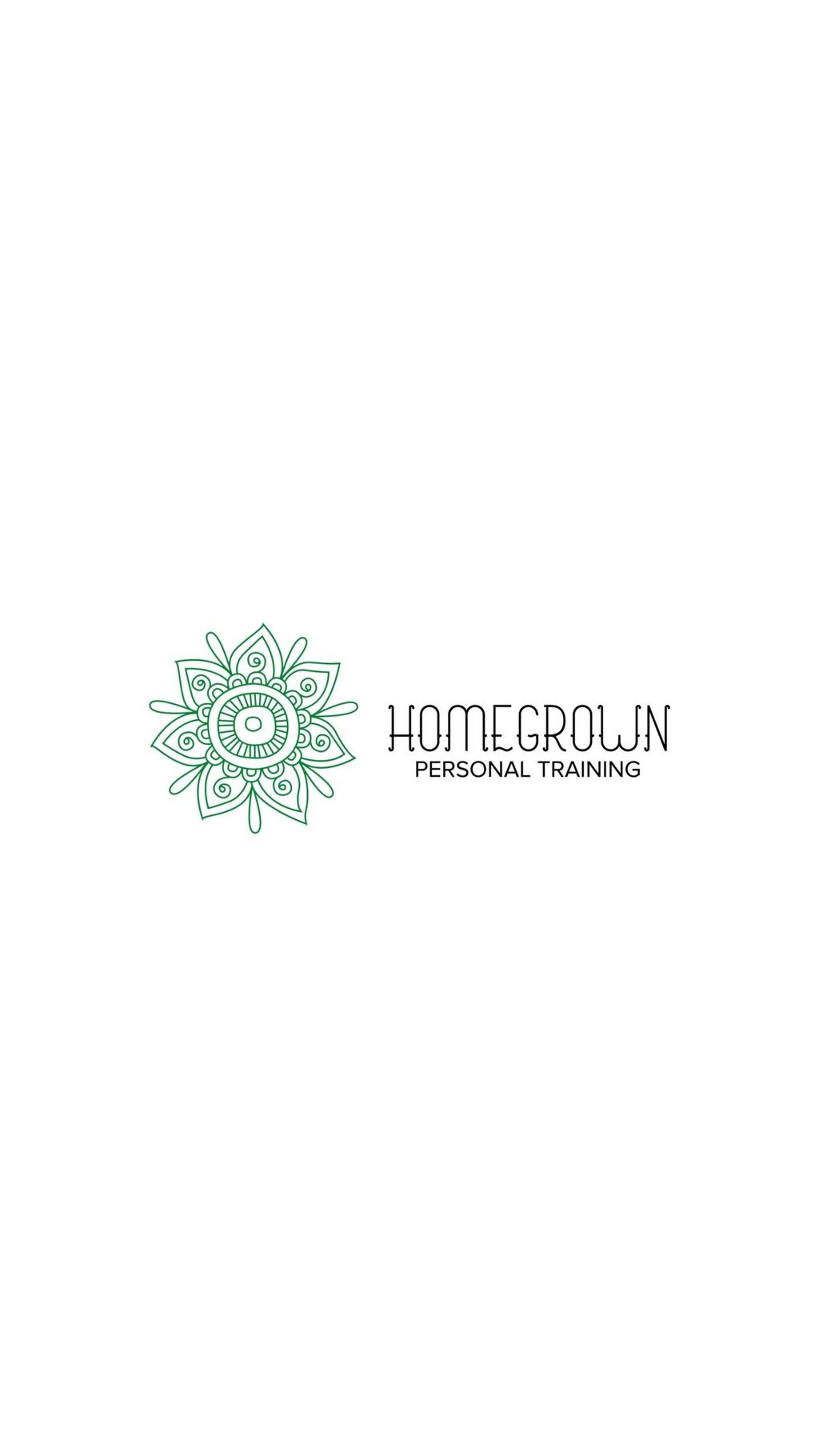 HomeGrown Personal Training