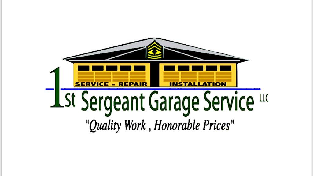 1st Sergeant Garage Service