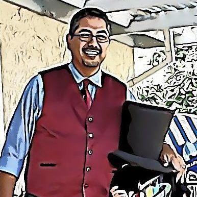Jose Ruiz, the Party Magician