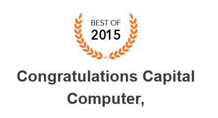 2015 Rated #1 Computer Company in Austin Texas !!