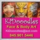 KiDooodles Face & Body Art,          Upland, IN