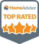 Top Rated with HomeAdvisor 5 Star