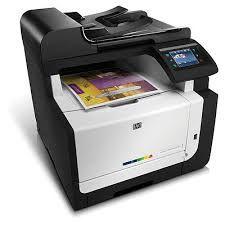 On-site printer repair
