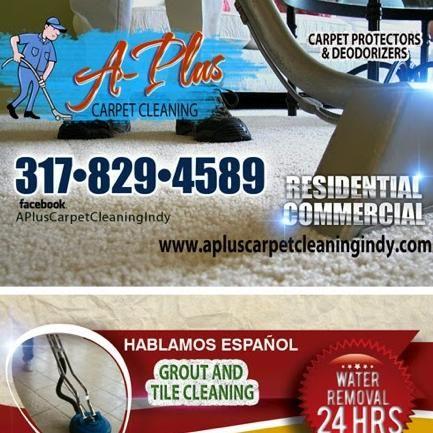 A plus carpet cleaning LLC