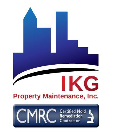 IKG is a fully certified MICRO Mold Remediation Contractor