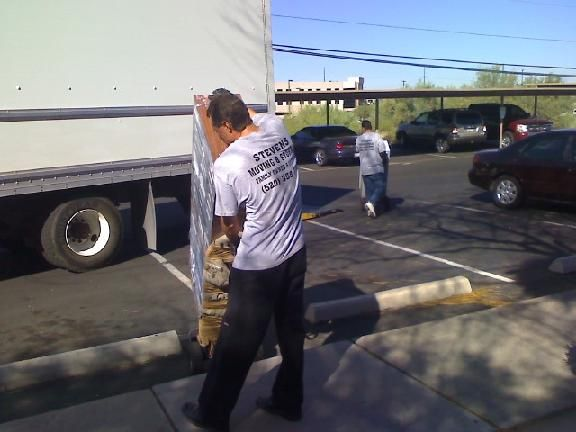 Stevens Moving & Storage