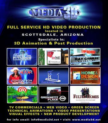 Avatar for Media 3D Scottsdale, AZ Thumbtack