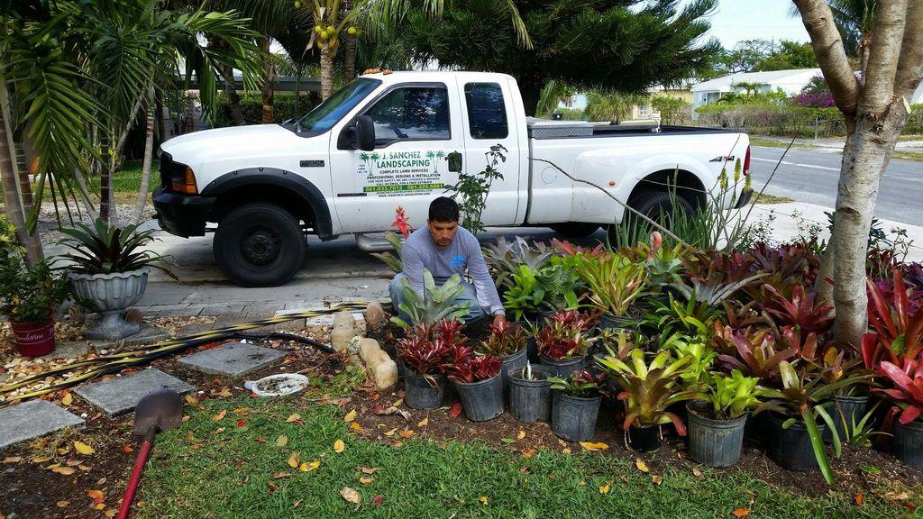 J. Sanchez Landscaping LLC