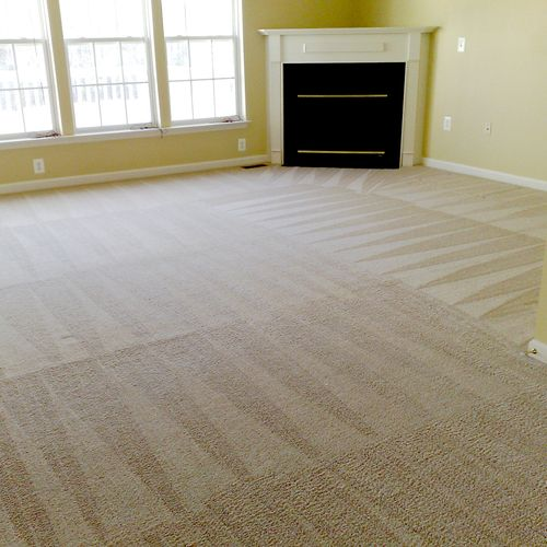 You will be please and amazed at the stains, spots, dirt, we can remove with our industrial truck-mounted carpet cleaner.