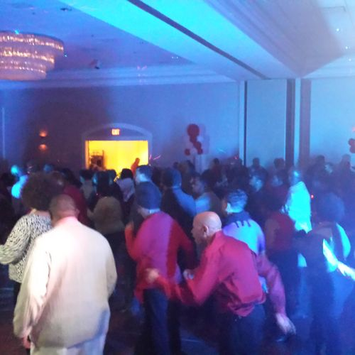 Private Parties - 500+ attendees