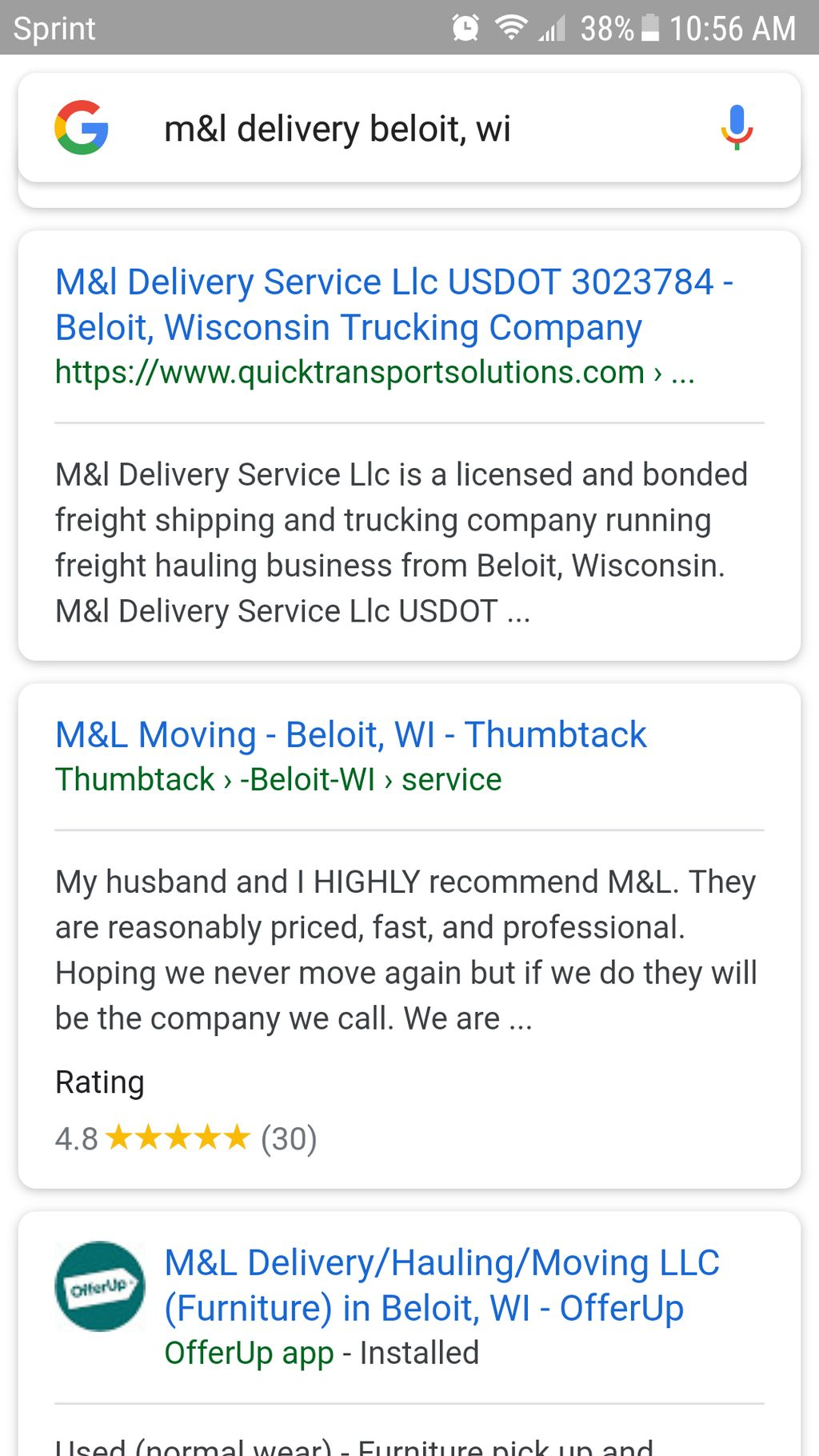 M&L Moving