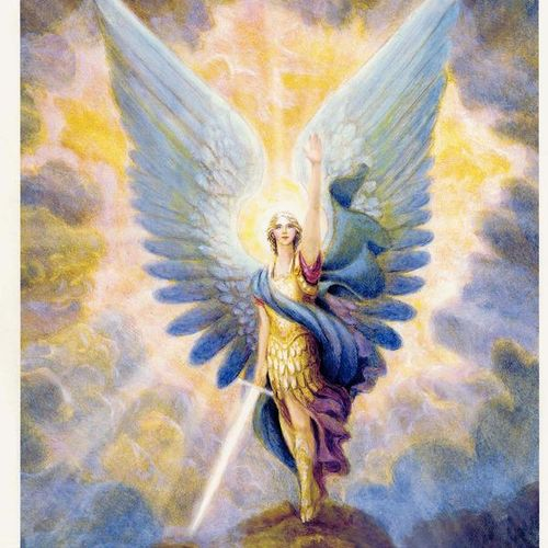 Psychic Defense, Breaking Contracts, & Blue Flame Healing with Archangel Michael