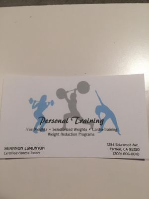 Avatar for Escalon personal training and fitness Escalon, CA Thumbtack