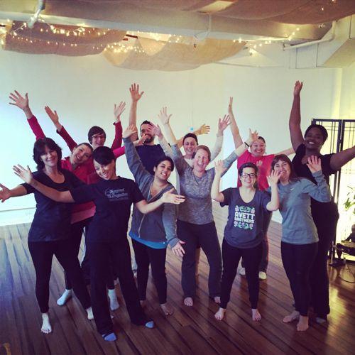 Louisville Laughter Yoga Club