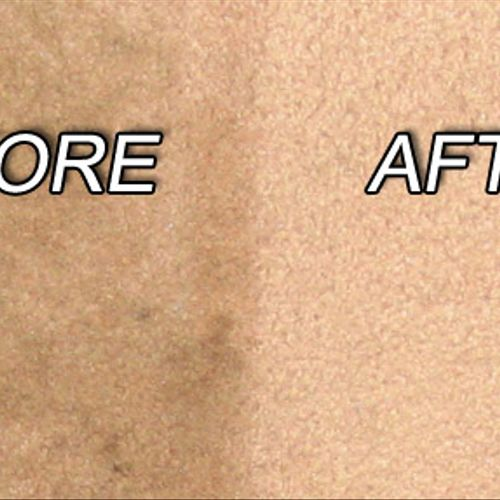 Any color carpet, any room,  we will clean and sanitize your carpets, mattress, sofa and rugs.