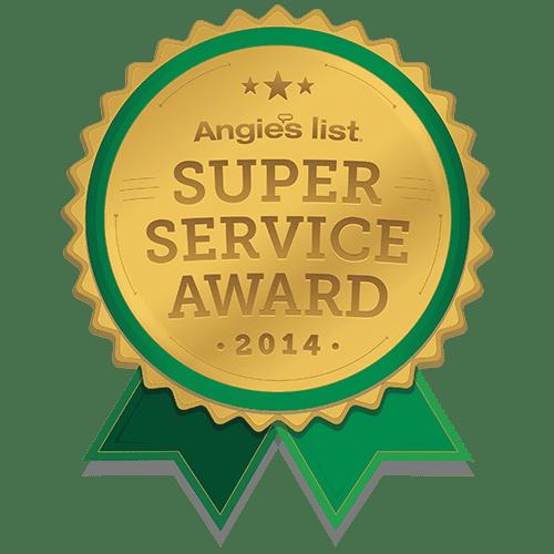 Super Service Award for superior customer satisfaction