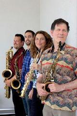 Broken Reed Saxophone Quartet