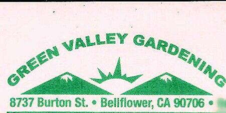Green Valley Gardening