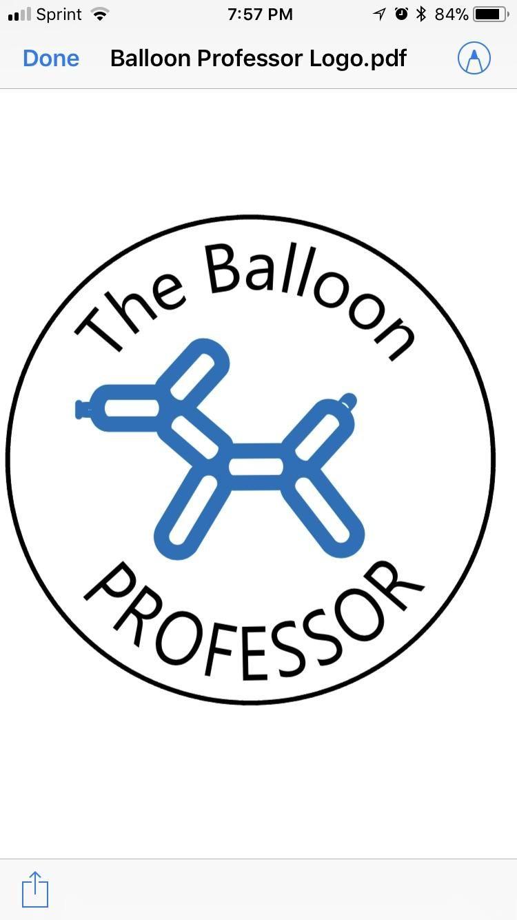 Brandon's Balloons