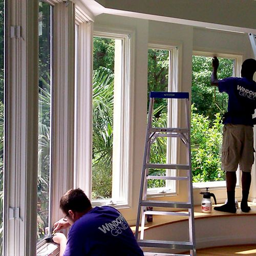 Window Tinting services for your home & office. Lifetime Guarantee!