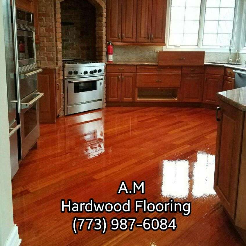 A.M Hardwood Flooring Inc.