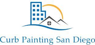 Curb Painting San Diego