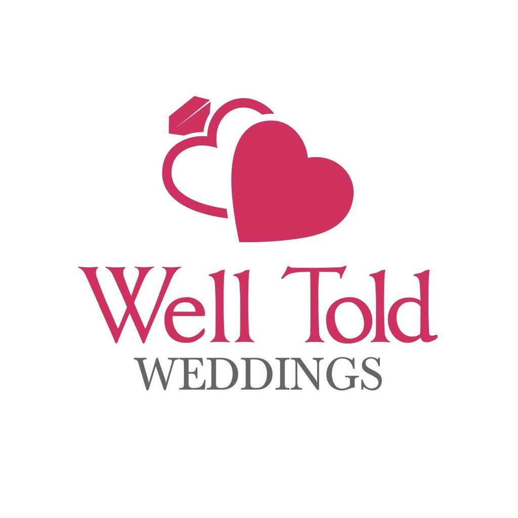 Well Told Weddings