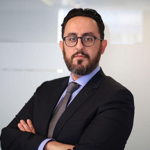 Attorney Sal Hendizadeh