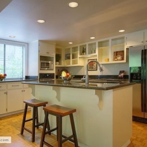Kitchen - Photo Courtesy of Room Solutions