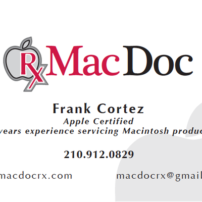 Avatar for Mac Doc