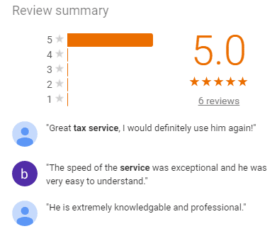 Nothing but 5 stars on Google! We love our clients for making this known!