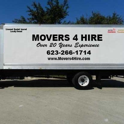 Movers 4 Phoenix