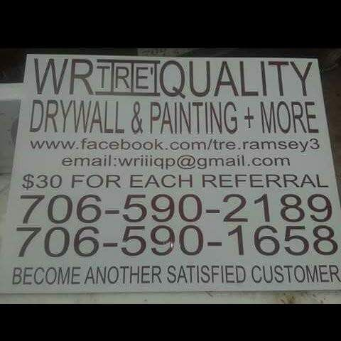 WRIII Quality Drywall & Painting + More