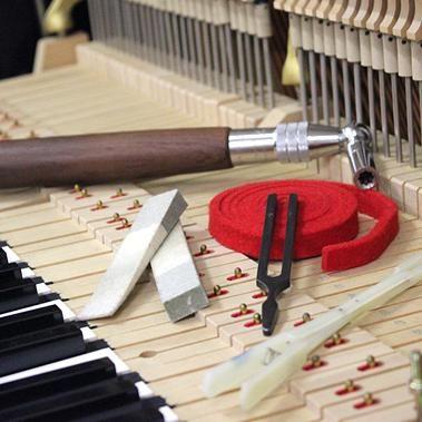 Perfect Piano Tuning