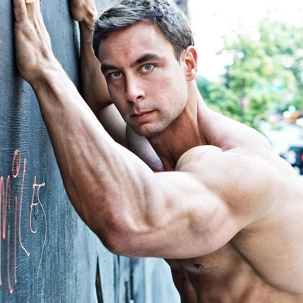 Maik Wiedenbach Voted Best personal trainer NYC!