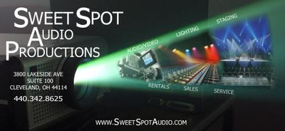 Avatar for Sweet Spot Audio Productions Cleveland, OH Thumbtack