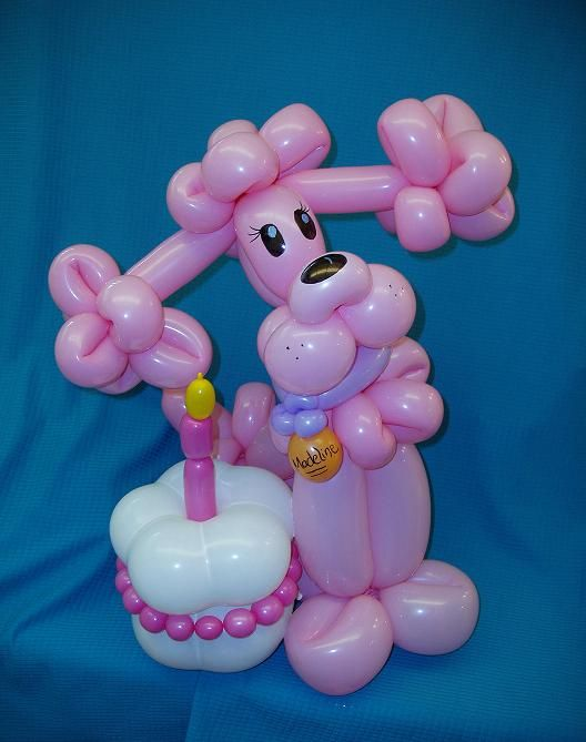 Hey Balloon Lady & Birthday Party People