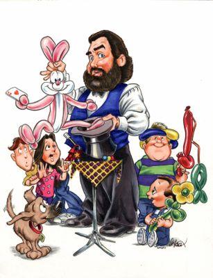 Avatar for Magic Matt's Family Fun Show's Lisle, IL Thumbtack