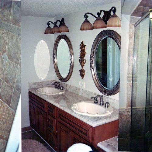 birtola bathroom, very nice
