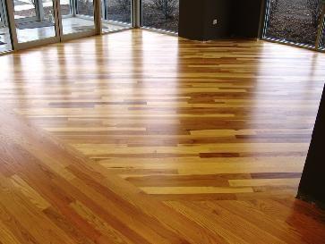 Better Hardwood Flooring
