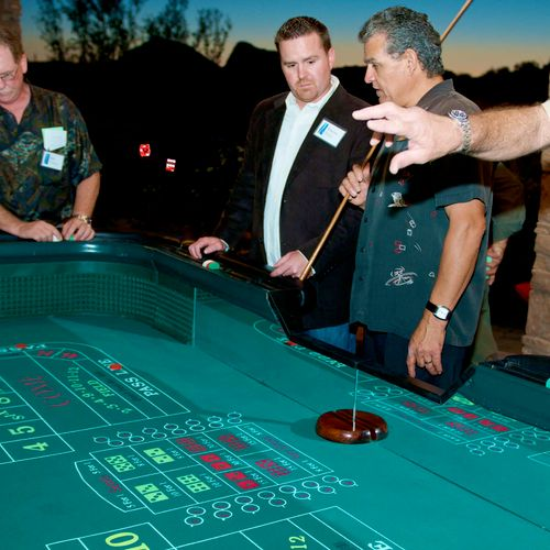 Learning to play craps
