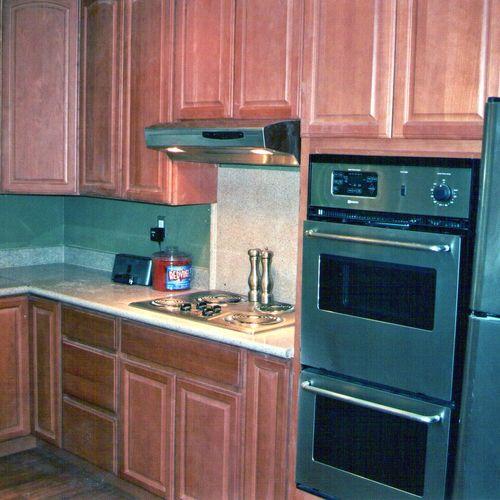 beutiful kitchen, again granite stainless apliances ect.