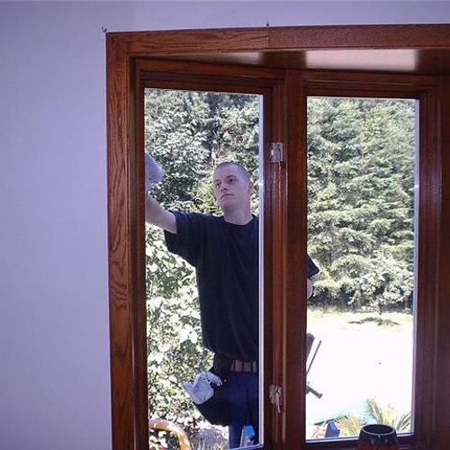 Have your windows clean and clear!  Call Today and Take the Stress Away...