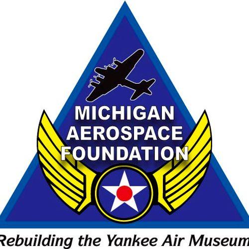 Michigan Aerospace Foundation Logo