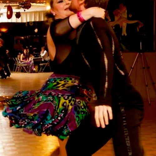 Samba routine 2012