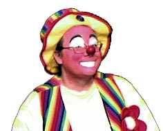 Raynbow the Clown